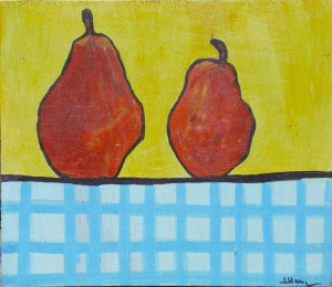 Hilary Lindsay Pears not Pairs