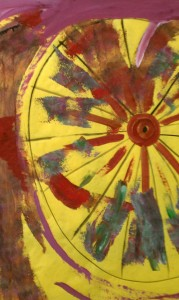 The Wheel Arises by Hilary